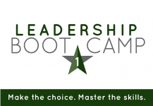 Leadership Boot Camp 1