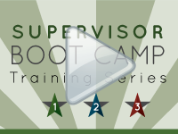 Watch an introductory video for Supervisor Boot Camp
