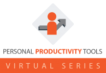 Personal Productivity Tools Virtual Series