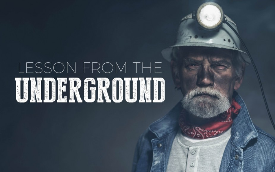 A Lesson from the Underground: Own Your Role