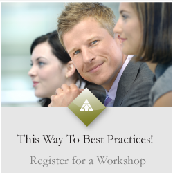 Register for a training workshop!