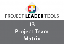 PLT 13 Project Team Matrix