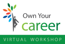 Own Your Career Virtual Workshop