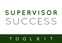 Supervisor Success Toolkit